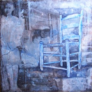 The Blue Chair 006
